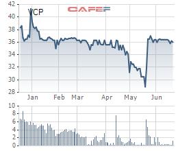 Cổ đông lớn tiếp tục gom thêm 3,5 triệu cổ phiếu Vinaconex Power (VCP) - Ảnh 1.