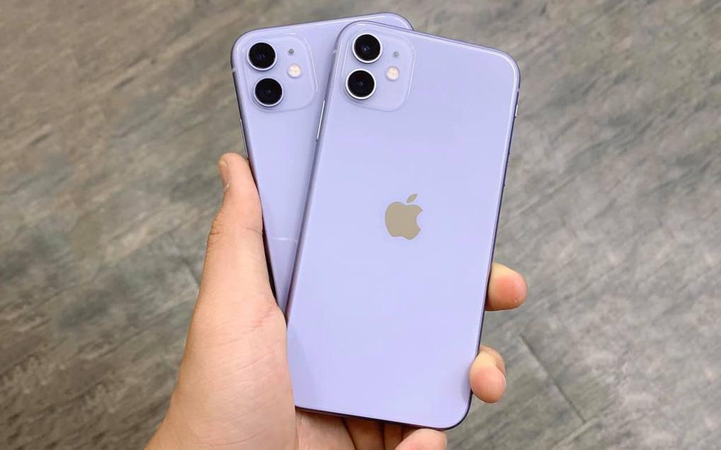 iPhone 11 sắp giảm giá mạnh tại Việt Nam