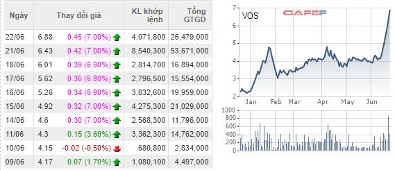 Vosco: Quyết liệt tái cấu trúc để tận dụng sóng tăng trưởng cước tàu, cổ phiếu kịch trần 7 phiên không ngơi nghỉ - Ảnh 1.