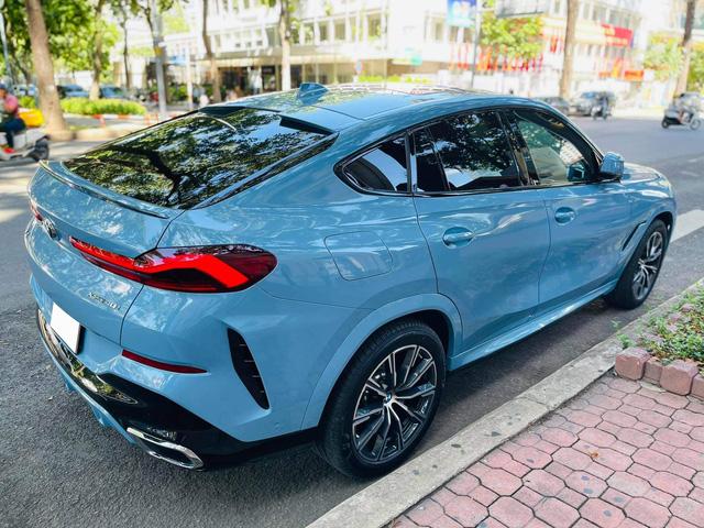 Đại gia bán BMW X6 màu lạ giá 5,1 tỷ, CĐM bất ngờ khi giá bán không khác xe mua mới dù đã chạy 7.000km - Ảnh 2.