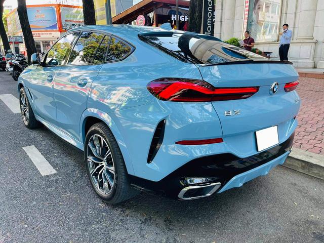 Đại gia bán BMW X6 màu lạ giá 5,1 tỷ, CĐM bất ngờ khi giá bán không khác xe mua mới dù đã chạy 7.000km - Ảnh 6.
