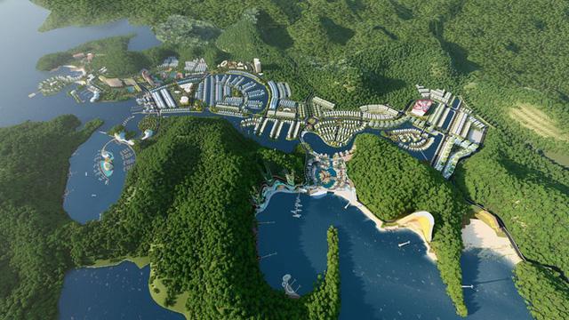 Vinaconex vừa huy động 2.200 tỷ trái phiếu để rót vào dự án Cát Bà Amatina - Ảnh 3.