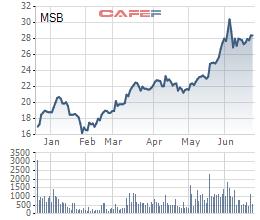MSB chuẩn bị phát hành 18 triệu cổ phiếu ESOP giá 10.000 đồng/cp - Ảnh 1.