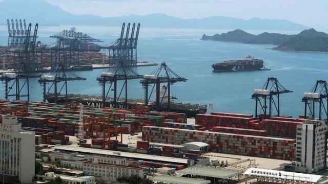 Vận tải biển trễ càng thêm trễ nải vì Trung Quốc - Ảnh 1.