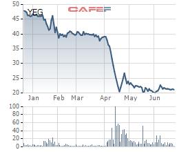 Yeah1 (YEG): Tiếp tục bán vốn tại Yeah1 Network, cổ phiếu vẫn dò đáy - Ảnh 1.