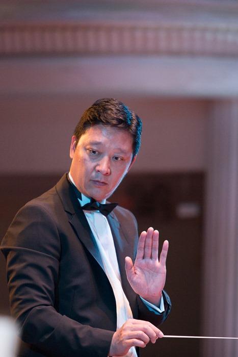 Nhạc trưởng Lê Phi Phi: Người đem hồn Việt vươn tầm thế giới và nghị lực vượt qua Covid 19 - Ảnh 3.