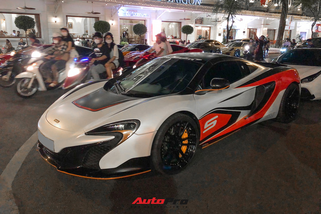 Lên sàn xe cũ, siêu xe McLaren 650S Spider từng của Minh Nhựa và Nguyễn Quốc Cường 'thay áo', sẵn sàng về nhà mới - Ảnh 1.