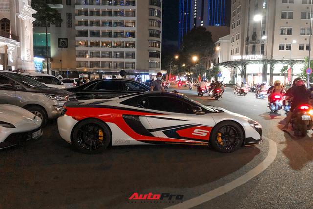 Lên sàn xe cũ, siêu xe McLaren 650S Spider từng của Minh Nhựa và Nguyễn Quốc Cường 'thay áo', sẵn sàng về nhà mới - Ảnh 3.