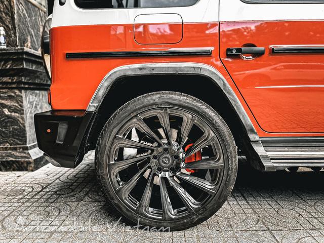 Đại gia Việt chi tiền tỷ độ Mercedes-AMG G 63 với gói độ hàng độc tại Việt Nam - Ảnh 6.