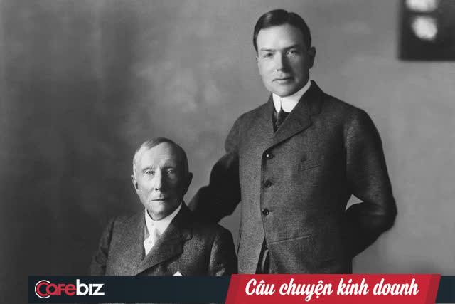 10 bí quyết quản trị vàng của John D. Rockefeller - người Mỹ giàu nhất trong lịch sử - Ảnh 1.