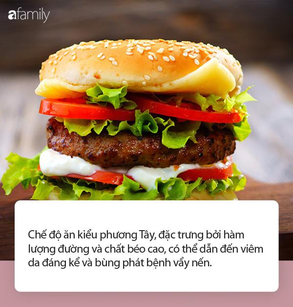 Khoa học chỉ mặt thực phẩm tàn phá làn da không thương tiếc, hóa ra là thủ phạm thường xuyên xuất hiện trong bữa ăn của nhiều người - Ảnh 3.