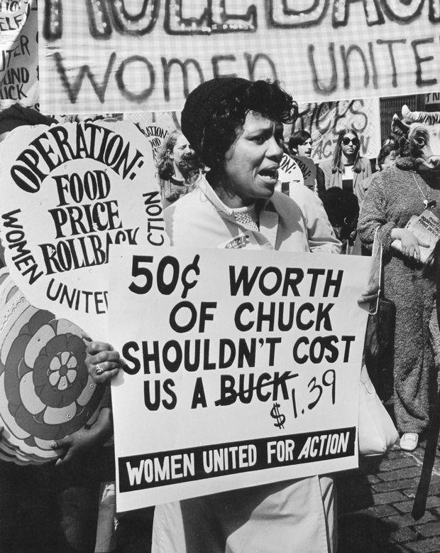 Khi người Mỹ biểu tình vì lạm phát - Ảnh 5.