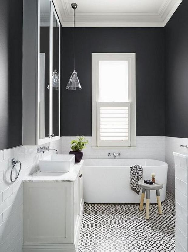 Muốn phòng tắm sang như spa không khó, chỉ cần ngó qua 8 mẹo ăn liền cực dễ này - Ảnh 6.