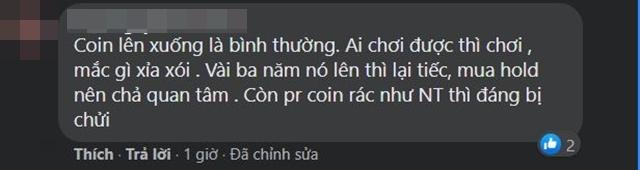 Sập sàn giao dịch tiền ảo từng PR một tấc lên trời, Ngọc Trinh, Lê Dương Bảo Lâm cùng loạt sao Việt bị CĐM mắng thậm tệ, yêu cầu ra mặt xin lỗi - Ảnh 5.