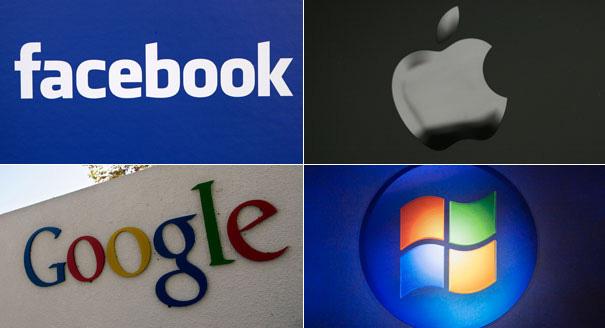 Đại chiến 2 nghìn tỷ USD: Microsoft khiến Tim Cook 'nổi điên' với Windows 11, Facebook và Google cũng tham chiến - Ảnh 2.