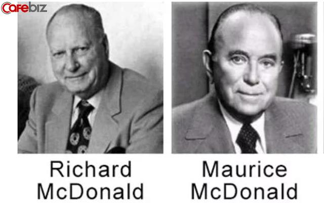 Bao nhiêu tiền là đủ? Đế chế đồ ăn nhanh Ray A. Kroc hay anh em McDonald, ai mới là cách sống mà bạn muốn hướng tới? - Ảnh 1.