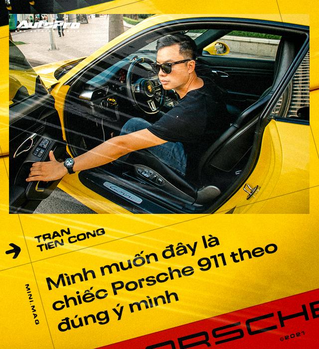 8X Hà Nội tự tay nâng cấp Porsche 911: Bỏ gần 5 tỷ lấy xác xe, chi 2,5 tỷ lên đời xe mới, tốn học phí' cả trăm triệu đồng - Ảnh 12.