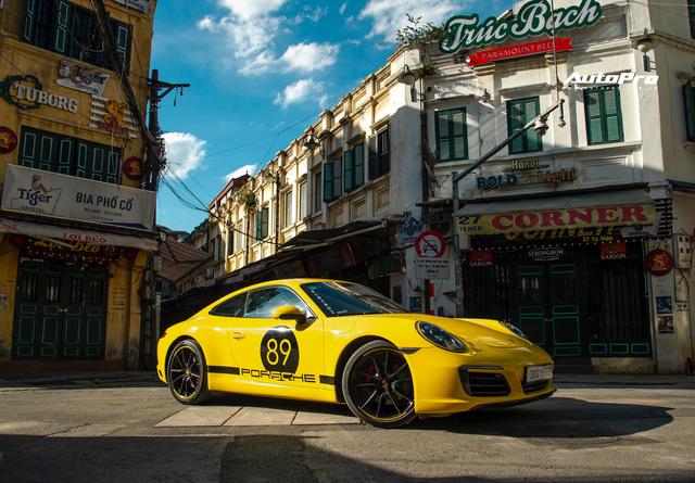 8X Hà Nội tự tay nâng cấp Porsche 911: Bỏ gần 5 tỷ lấy xác xe, chi 2,5 tỷ lên đời xe mới, tốn học phí' cả trăm triệu đồng - Ảnh 16.