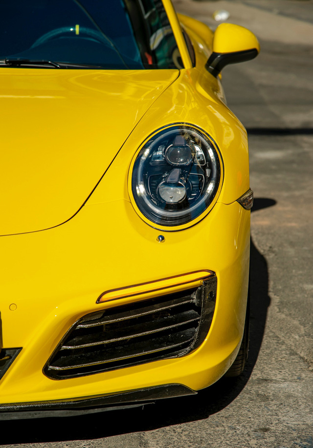 8X Hà Nội tự tay nâng cấp Porsche 911: Bỏ gần 5 tỷ lấy xác xe, chi 2,5 tỷ lên đời xe mới, tốn học phí' cả trăm triệu đồng - Ảnh 20.