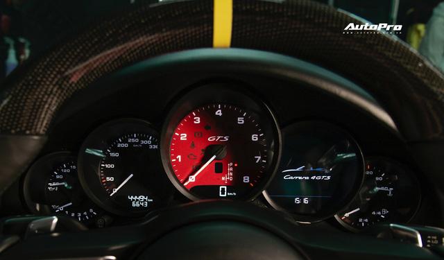 8X Hà Nội tự tay nâng cấp Porsche 911: Bỏ gần 5 tỷ lấy xác xe, chi 2,5 tỷ lên đời xe mới, tốn học phí' cả trăm triệu đồng - Ảnh 22.