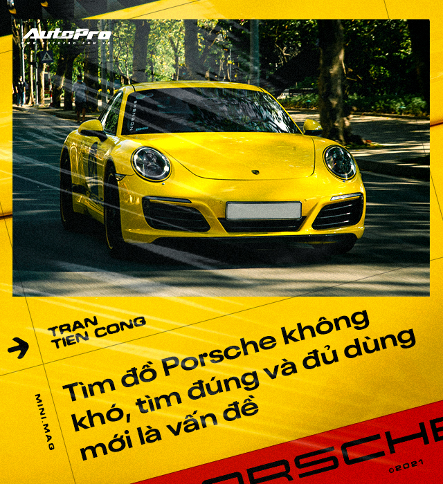 8X Hà Nội tự tay nâng cấp Porsche 911: Bỏ gần 5 tỷ lấy xác xe, chi 2,5 tỷ lên đời xe mới, tốn học phí' cả trăm triệu đồng - Ảnh 26.