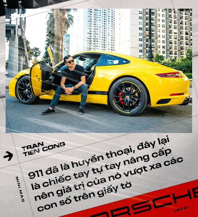 8X Hà Nội tự tay nâng cấp Porsche 911: Bỏ gần 5 tỷ lấy xác xe, chi 2,5 tỷ lên đời xe mới, tốn học phí' cả trăm triệu đồng - Ảnh 29.