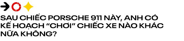 8X Hà Nội tự tay nâng cấp Porsche 911: Bỏ gần 5 tỷ lấy xác xe, chi 2,5 tỷ lên đời xe mới, tốn học phí' cả trăm triệu đồng - Ảnh 30.