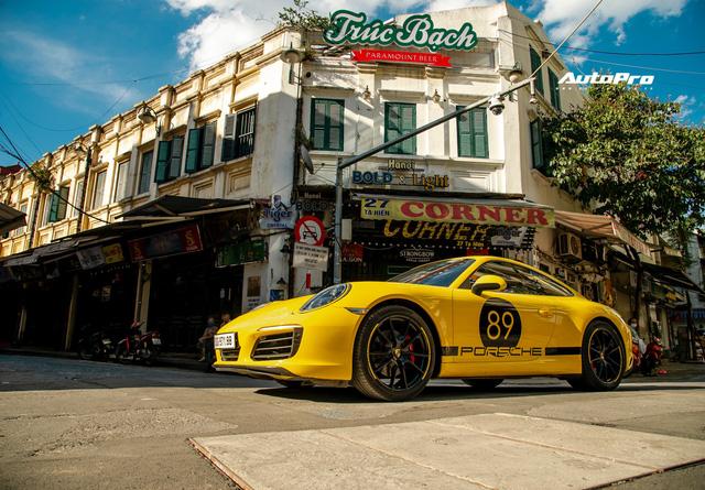 8X Hà Nội tự tay nâng cấp Porsche 911: Bỏ gần 5 tỷ lấy xác xe, chi 2,5 tỷ lên đời xe mới, tốn học phí' cả trăm triệu đồng - Ảnh 32.