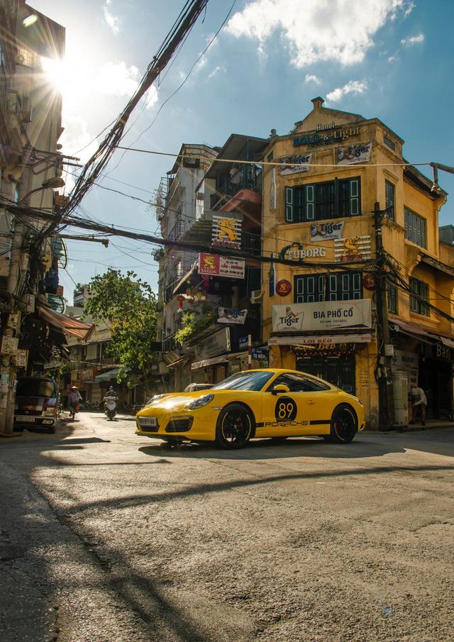 8X Hà Nội tự tay nâng cấp Porsche 911: Bỏ gần 5 tỷ lấy xác xe, chi 2,5 tỷ lên đời xe mới, tốn học phí' cả trăm triệu đồng - Ảnh 36.