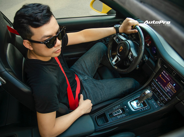 8X Hà Nội tự tay nâng cấp Porsche 911: Bỏ gần 5 tỷ lấy xác xe, chi 2,5 tỷ lên đời xe mới, tốn học phí' cả trăm triệu đồng - Ảnh 39.