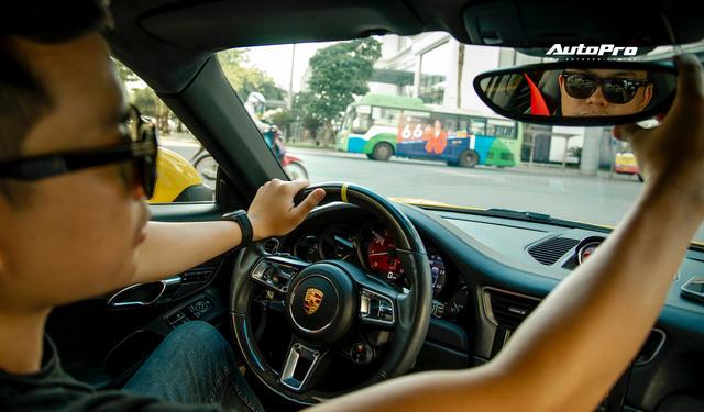 8X Hà Nội tự tay nâng cấp Porsche 911: Bỏ gần 5 tỷ lấy xác xe, chi 2,5 tỷ lên đời xe mới, tốn học phí' cả trăm triệu đồng - Ảnh 40.