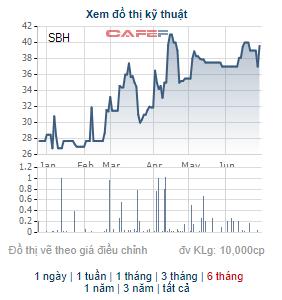 Thủy điện sông Ba Hạ (SBH): Chia cổ tức bằng tiền năm 2020 tổng tỷ lệ gần 65% - Ảnh 2.