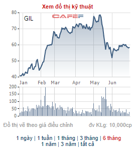 Xuất nhập khẩu Bình Thạnh (GIL) triển khai phương án phát hành 7,2 triệu cổ phiếu trả cổ tức - Ảnh 1.