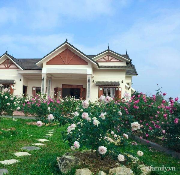 Cuộc sống an yên trong ngôi nhà có vườn hoa hồng quanh năm tỏa hương sắc của gia đình 3 thế hệ ở Ba Vì, Hà Nội - Ảnh 11.