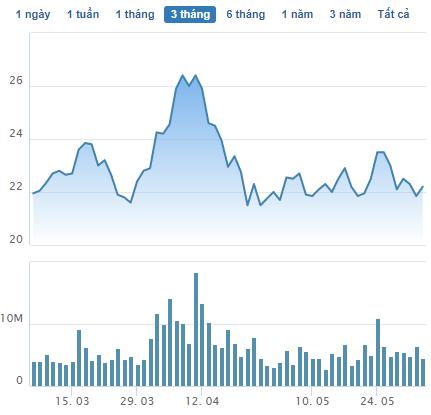 Tài chính Hoàng Huy (TCH) bán xong gần 10 triệu cổ phiếu quỹ, thu về 224 tỷ đồng - Ảnh 1.