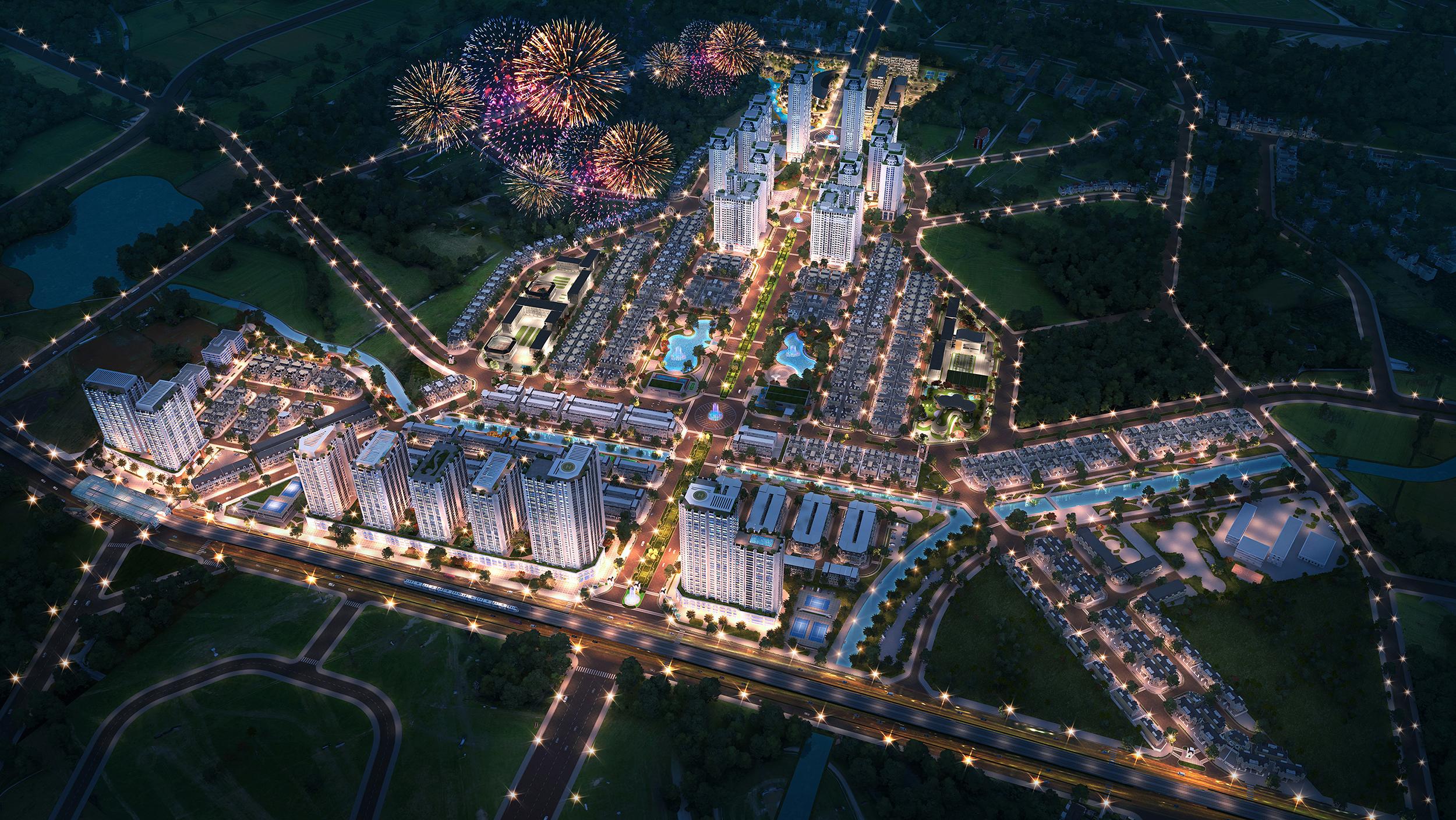 """Kiến tạo mô hình đô thị """"bán khép kín"""" đầu tiên tại phía Tây Hà Nội, Anlac Group tiếp tục khẳng định vị thế trên thị trường bất động sản - Ảnh 12."""