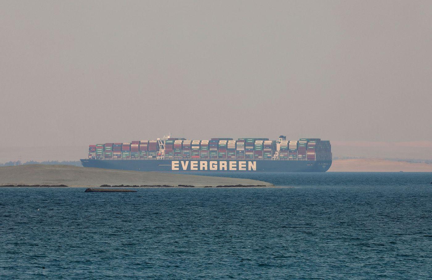 Câu chuyện đằng sau con tàu tỷ đô và 6 ngày khiến thương mại toàn cầu vỡ vụn - Ảnh 4.