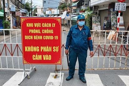 Người từ TP.HCM, Bình Dương qua Đồng Nai phải có xét nghiệm âm tính  - Ảnh 1.