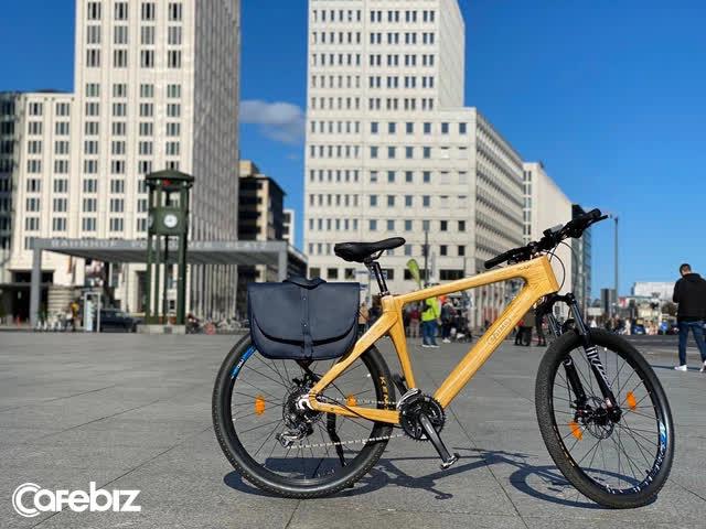 Bán xe đạp tre giá thấp nhất 2.000 USD, CEO Trevi Bike thẳng thừng: 'Nhiều người bảo tôi bị điên, tôi sẽ đưa DN niêm yết trên sàn chứng khoán trong tương lai gần!' - Ảnh 5.