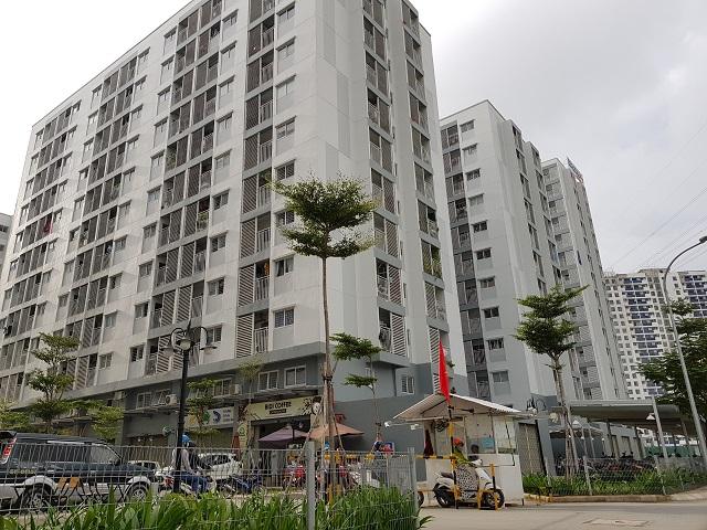 Giá căn hộ tiếp tục tăng, người dân khó mua nhà - Ảnh 1.