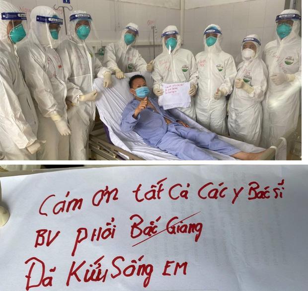 Bệnh nhân trẻ mắc Covid-19 diễn biến nặng được cứu sống ngoạn mục - Ảnh 2.