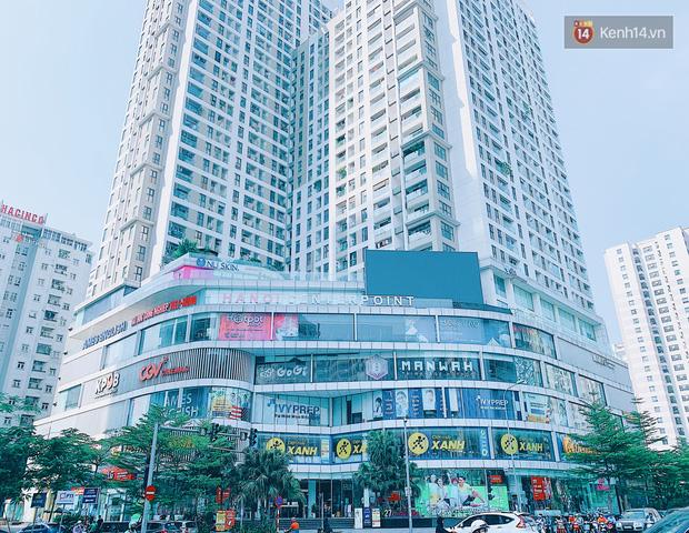 Trung tâm thương mại ở Hà Nội vắng chưa từng thấy giữa đợt Covid-19 thứ 4: Người dân đến chỉ để đi siêu thị? - Ảnh 10.