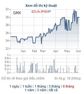 Gốm Mỹ Xuân (GMX) triển khai phương án phát hành cổ phiếu thưởng và trả cổ tức tổng tỷ lệ 70% - Ảnh 1.