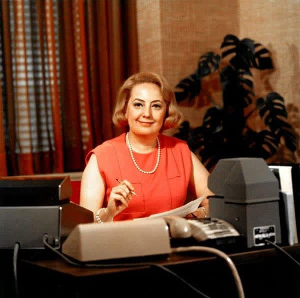 """Sự nghiệp lẫy lừng của 'Đệ nhất Phu nhân Phố Wall' Muriel Siebert: Nữ trader bỏ nửa triệu đô mua """"ghế"""" trên sàn chứng khoán, """"tạo ra cơ hội bằng cách làm việc, chứ không phải phàn nàn"""" - Ảnh 1."""
