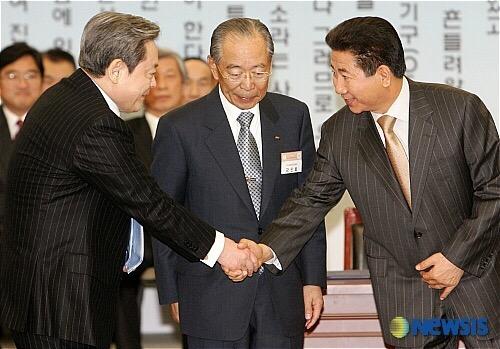 Vụ án thế kỷ của Hoàng đế và Thái tử Samsung: Cặp cha con chaebol quyền lực nhất Hàn Quốc lần lượt ngồi tù cùng vì một tội danh - Ảnh 3.