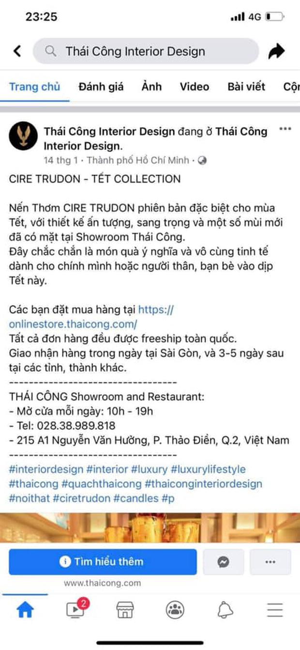 Cư dân mạng bóc phốt Thái Công bán hàng lỗi mốt nhưng lại quảng cáo là phiên bản đặc biệt, đội giá lên đắt khủng khiếp - Ảnh 4.