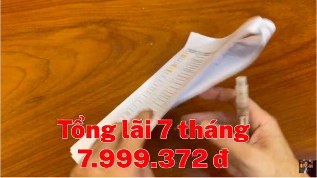 """Bị nói """"ngâm"""" 13,7 tỷ 7 tháng để lấy lãi, NS Hoài Linh công bố cụ thể số tiền và sao kê: """"Quý vị nghĩ số tiền này lớn không?"""" - Ảnh 6."""