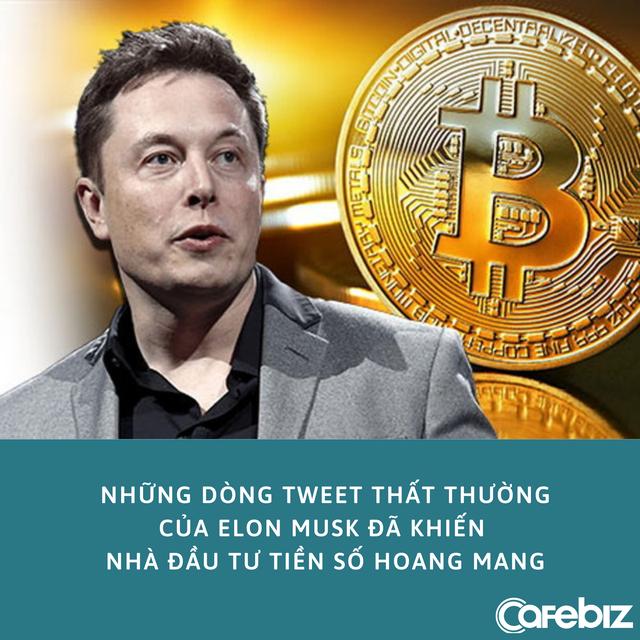 Elon Musk 'trả giá' vì làm giá Bitcoin: Uy tín giảm thấp chưa từng thấy, 'đội quân' antifan ngày càng đông - Ảnh 1.