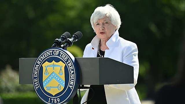 Bộ trưởng Tài chính Mỹ: Lãi suất tăng tốt cho kinh tế Mỹ - Ảnh 1.