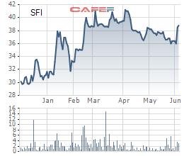 Vận tải SAFI sắp chi trả cổ tức bằng tiền với tỷ lệ 15% - Ảnh 1.